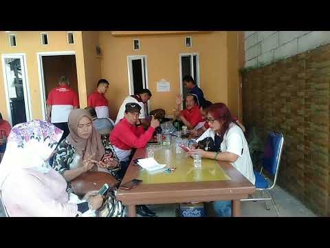 PWRI.diskusi Persiapan Rapat PWRI Kab Bogor
