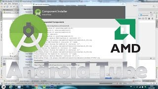 Run Android Studio on an AMD System