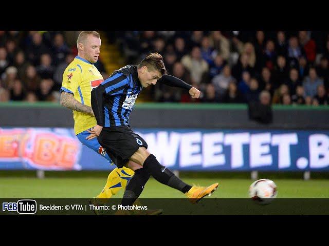 2014-2015 - Jupiler Pro League - 15. Club Brugge - VC Westerlo 5-0