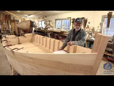 Building the TotalBoat work skiff - Q&A with shipwright Louis Sauzedde