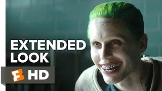 Suicide Squad - Joker Extended Look (2016) - Jared Leto Movie by : Movieclips Trailers