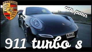 PORSCHE 911 TURBO S|MINI CAR PORN