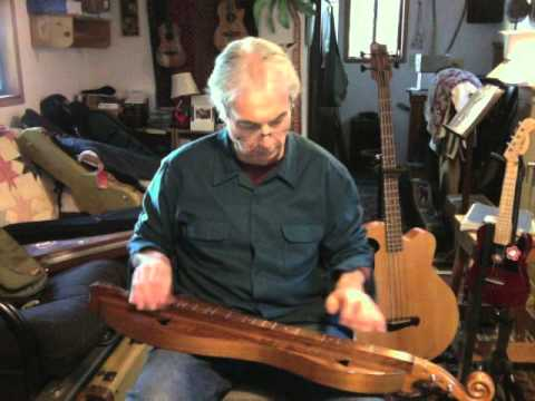 Old Christmas on Appalachian Dulcimer