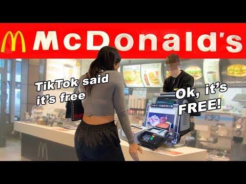 Exposing MCDONALD'S Employee Hacks