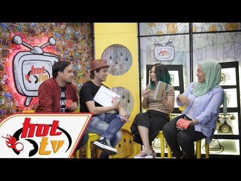 AKIM & STACY - Hot TV Di TV9