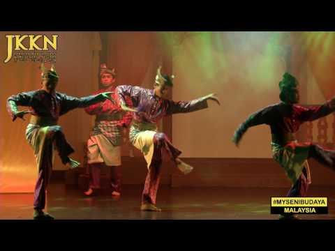 Tarian Pencak Silat ASWARA (PST JKKN 2016)
