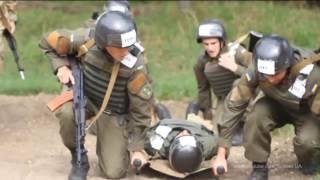 Чем украинские солдаты поразили американских коллег - Секретный фронт, 26.10.2016