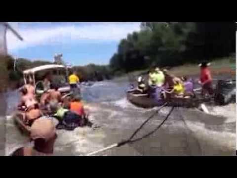 2013 Redneck Fishing Tournament - Bath, IL