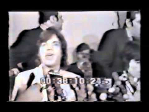 Rolling Stones 1969 Press Conference