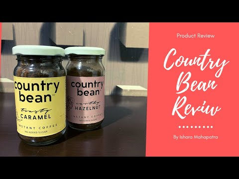 COUNTRY BEAN REVIEW | FLAVOURED COFFEE