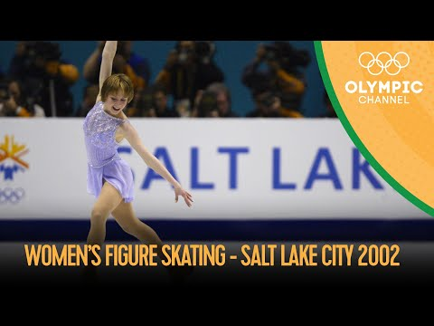 Women's Singles Free Program - Figure Skating | Salt Lake City 2002 Replays