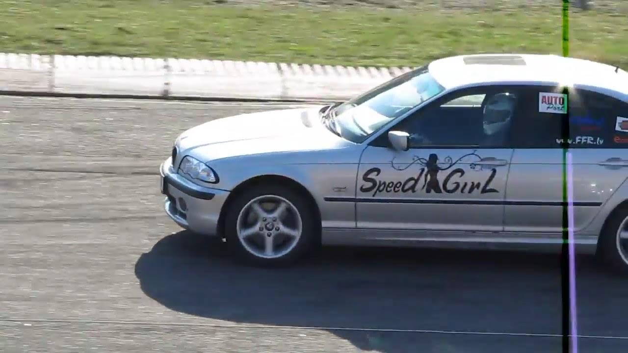BMW M3 vs BMW E46 sedan  YouTube