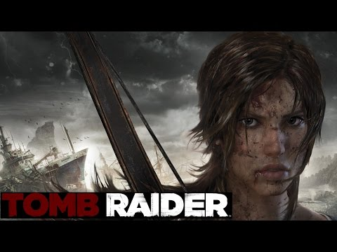Tomb Raider 2013 | Film CZ (Game Movie)