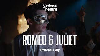 'You kiss by th' book' | Romeo & Juliet Act 1 Sc 5 with Josh O'Connor & Jessie Buckley