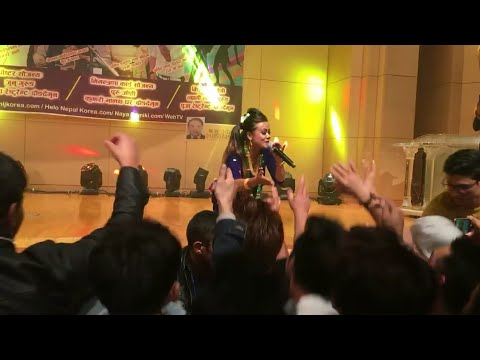 SAMJHANA LAMICHANE |GREAT PERFORMANCE| |SEOUL KOREA|