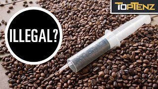 Caffeine is More Like an Illegal Drug Than You Realized...