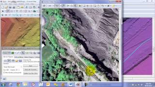 DEM Editing Tools - Part 2 - Working with Complex Terrain