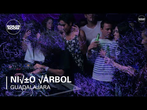 Niño Árbol Boiler Room Guadalajara Live Set