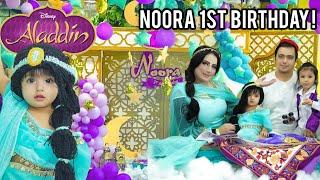 ALADDIN The Movie (Official Fake Trailer - Youtube Version) NOORA 1st BIRTHDAY