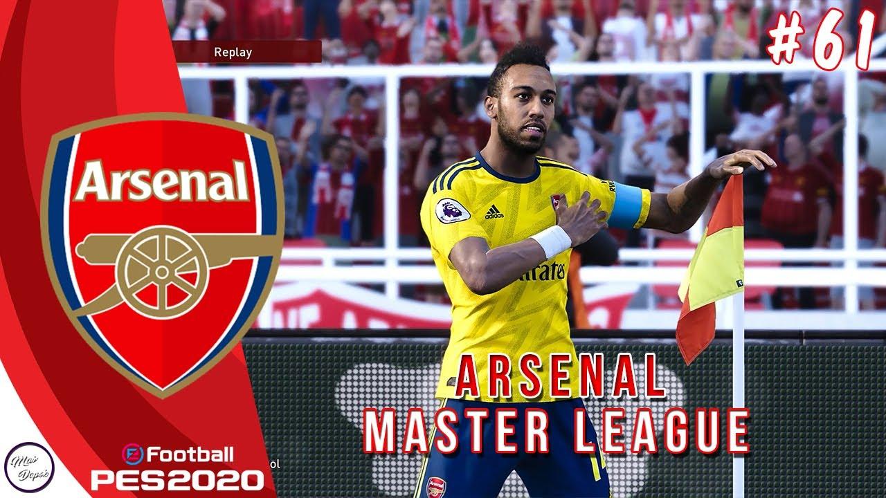 PES 2020 Indonesia - Arsenal Master League : Liverpool Saja Kesulitan, Bagaimana Dengan Lainnya? #61