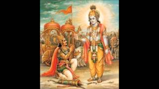 Gita updesh by krishna Chapter 3 (Sanskrit text and English Meanings)