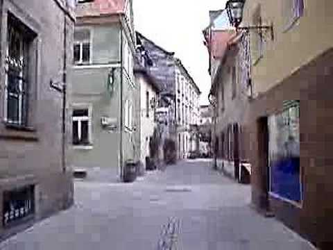 Bayreuth city streets 1