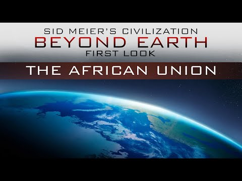Civilization Beyond Earth - First 100 Turns as African Union ...Playing Passively...