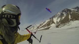 видео Увлекательный зимний поход