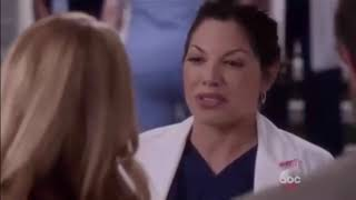 Maggie punches Homophobic Mom -Grey's ANATOMY 🌈 S12-E1
