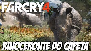 Far Cry 4 ONLINE - Piratas Caçadores RINOCERONTE DO CAPETA