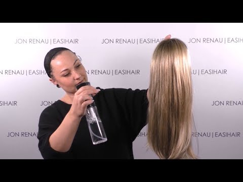 HOW-TO: Prevent cold crimping in a synthetic wig Synthetic Hair Care