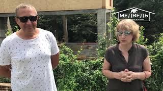Строительство какркасного дома в Сочи, Сергей Поле, обзор дома