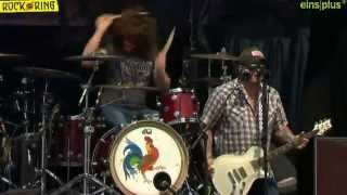 Black Stone Cherry - Me and Mary Jane (Live at Rock am Ring 2014)
