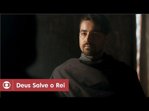 Deus Salve O Rei: capítulo 62 da novela, quarta, 21 de março, na Globo
