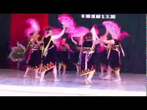 Múa Chàm Rông