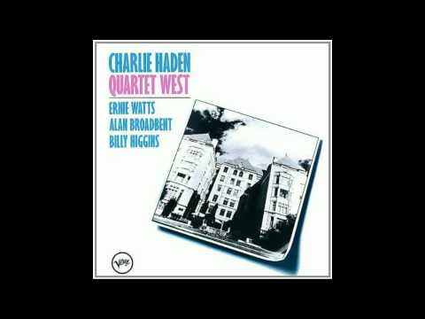 Charlie Haden - In The Moment (Quartet West, 1986)