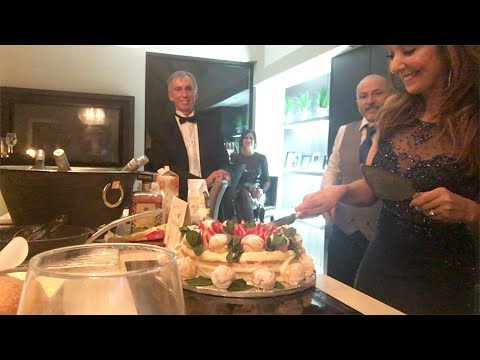 Private Chef Giuseppe Manzoli for Sam & Toni 24/02/2018