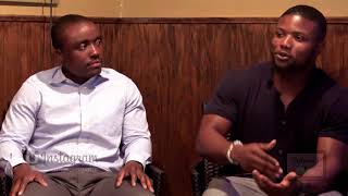 Episode 1 - It's More Than Football - Agbai Iroha & Jamauri Bogan