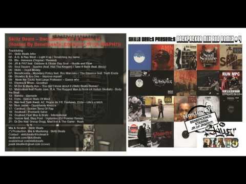 Skillz Beats presents Backpacker Mix & Remix#4