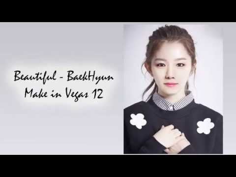 Beautiful - Baekhyun (Female Ver)
