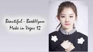 Beautiful - Baekhyun (Female Ver)