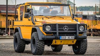 Real G-class - ex-military restored 1990 G-Wagen 250GD