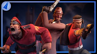 Download lagu The Red, the Blu, and the Ugly [SFM]