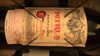 3* 1961 Petrus Wein Rarität wine rarity Château Pétrus Pomerol 1961 DivaMap