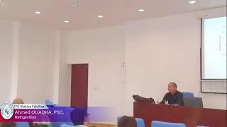 Dr. Ahmed OUADHA -