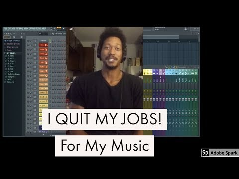I Quit My Jobs To Pursue Music Career
