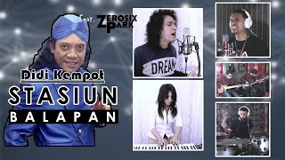 Didi Kempot - Stasiun Balapan METAL Cover by Sanca Records ft. Zerosix Park