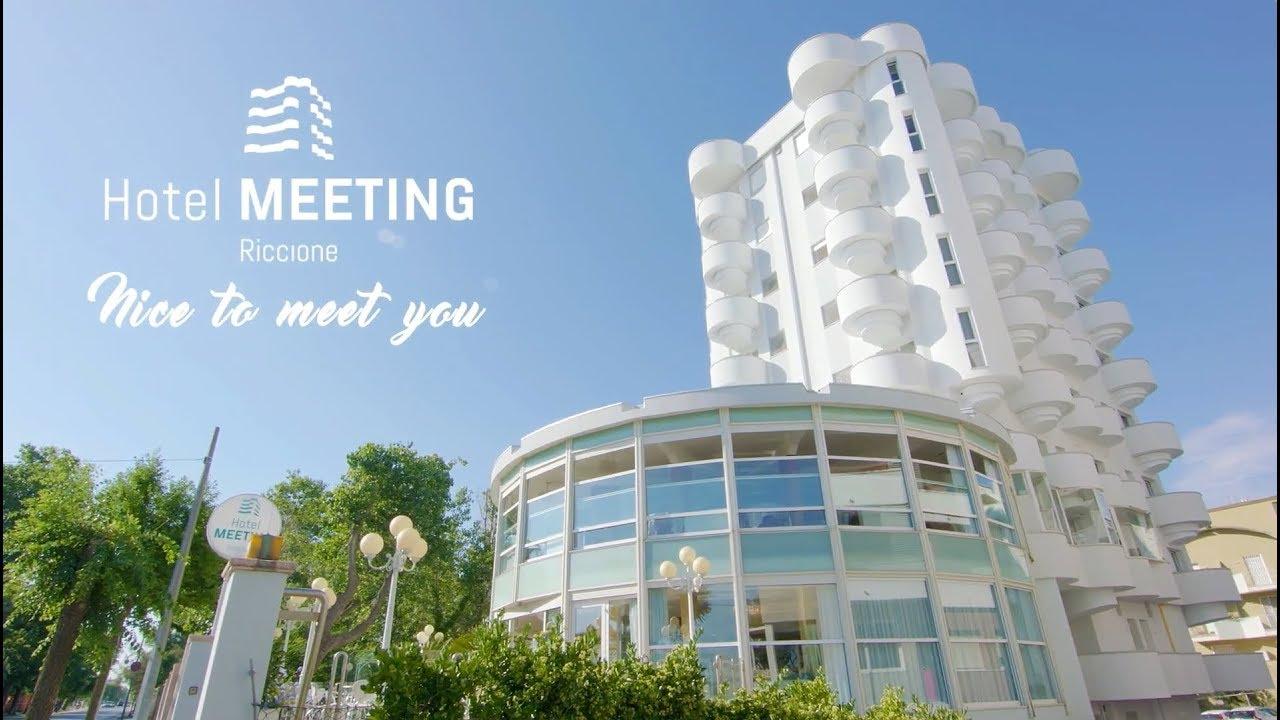 Hotel Meeting Riccione [2019] 3-Sterne, 41 Räume, 116 Betten
