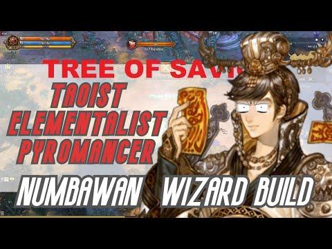 1 Wizard Build  Taoist Pyromancer Elementalist