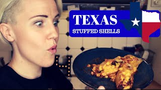MY DRUNK KITCHEN: Texas Stuffed Shells!
